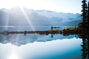 Garibaldi Lake, BC