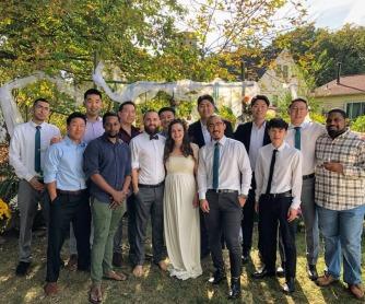Beans & Alex's Wedding