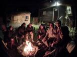 Travelers' House Bonfire