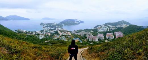 Twin Peaks Hike in HK