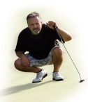 Golf Squatting